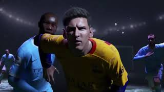 FIFA 19 - REVEAL TRAILER FUELLED BY MESSI