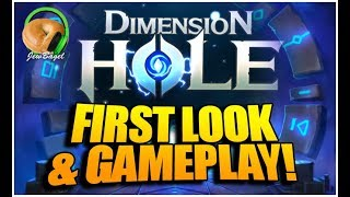 SUMMONERS WAR: DIMENSIONAL HOLE FIRST LOOK & GAMEPLAY!!