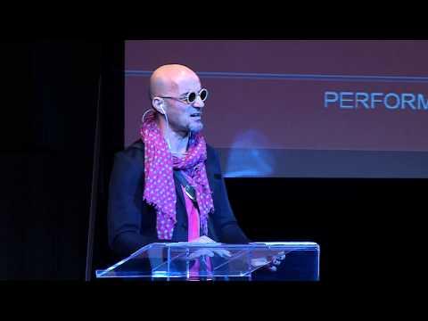 Art for social change: Robert ALIAJ DRAGOT at TEDxTirana