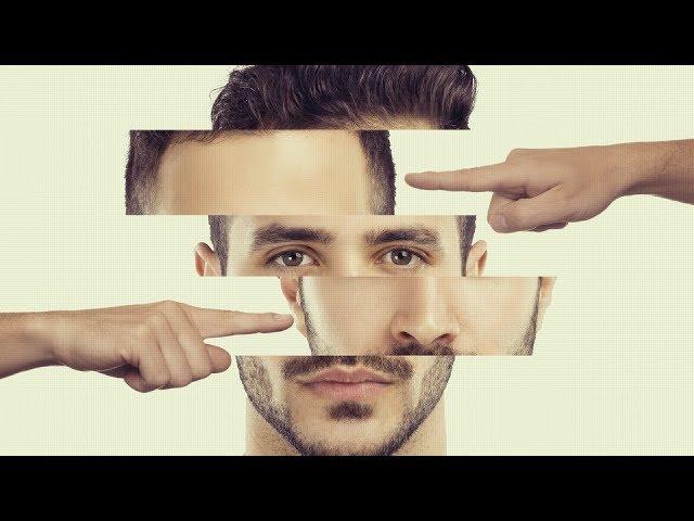 Photoshop Tutorial: Beginner: Face Slide Effect