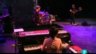 Live at Jazz San Javier Festival 2008.