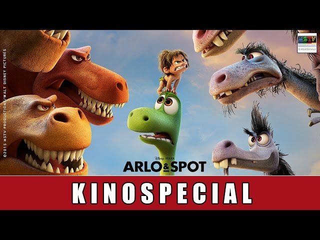 Arlo & Spot - Kinospecial | Tom Wlaschiha | Game of Thrones