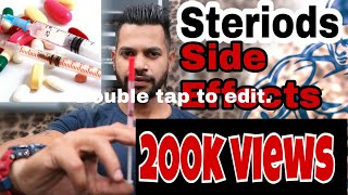STEROID Side Effects For Men | The SHOCKING Truth of steroids | Hindi | nagpur