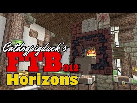 FTB Horizons 1.6.4 - Automated Infernal Furnace - 012 ...