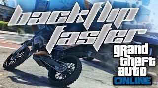 'Flip Faster!' - GTA Online: How to Flip FAST! (HD)