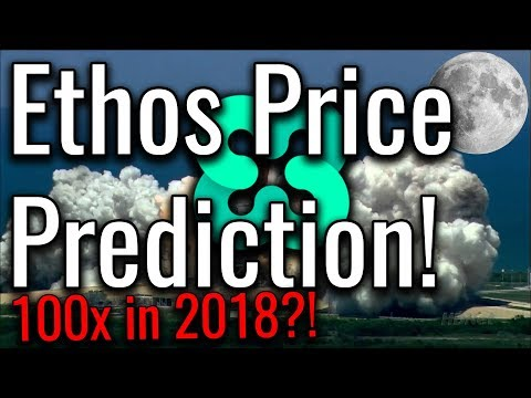 Ethos Price Prediction - Can This Coinbase Killer 100x In 2018?!