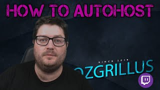 How to Auto h๐st on Twitch!