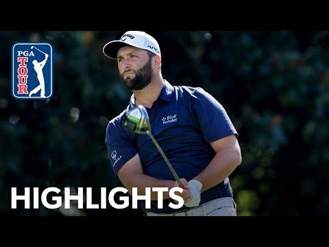 Jon Rahm shoots 5-under 65 | Round 2 | TOUR Championship | 2021