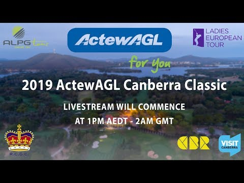 2019 ActewAGL Canberra Classic