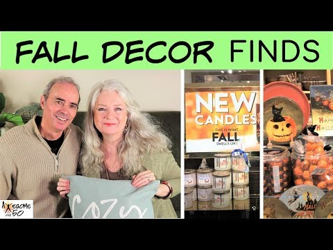 Fall Decor   Shopping for Decorating Ideas