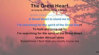 The Great Heart - ProTrax Karaoke Demo