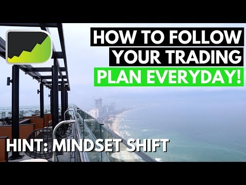 Mindset Behind Why You Can't Stick To Your Trading Plan