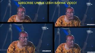 Maharaja Lawak Mega 2017 minggu 10 BOCEY DATO VIDA KENE BAHAN LAWAK HABIS!!