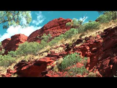AUSTRALIEN  Northern Territory - Kings Canyon