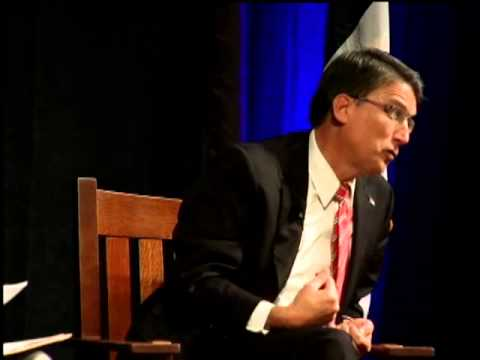 NC SPIN Full Interview With Governor Pat McCrory