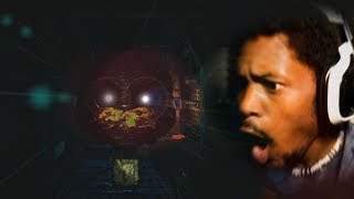 GOLDEN FREDDY.. PLEASE.. I'LL GIVE YOU $3 | The Joy of Creation: Story Mode #4 (Attic)