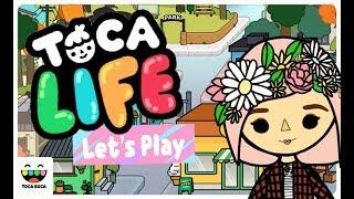 LETS PLAY - TOCA LIFE TOWN - TOCA BOCA