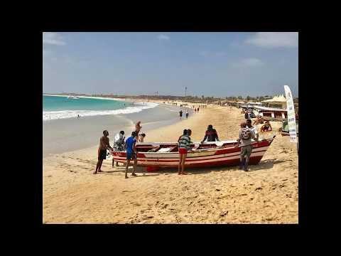 Cape Verde, Sal Island