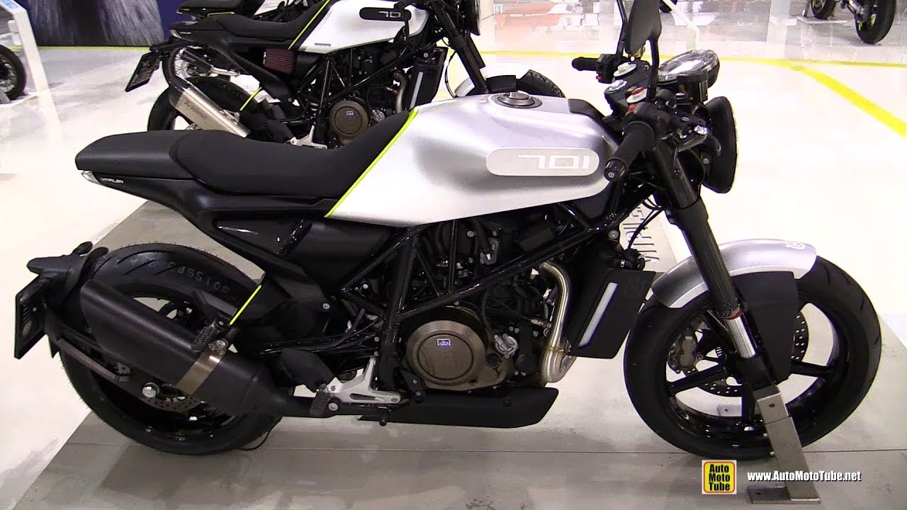 2018 husqvarna vitpilen 701 walkaround 2017 eicma. Black Bedroom Furniture Sets. Home Design Ideas