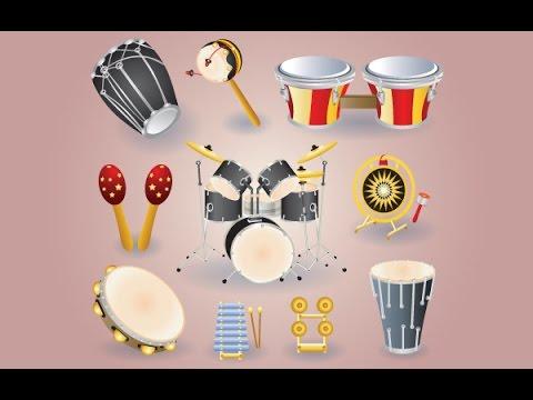 aprender los instrumentos musicales y sus sonidos