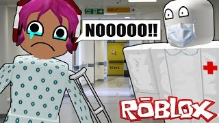 Surgery Gone Wrong | Roblox Hospital Roleplay