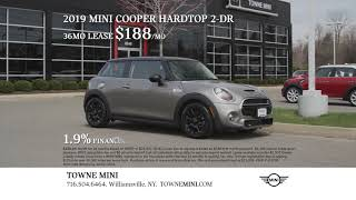 September Test Drive Sales Event  | Sept. 22 - 29th | Towne MINI