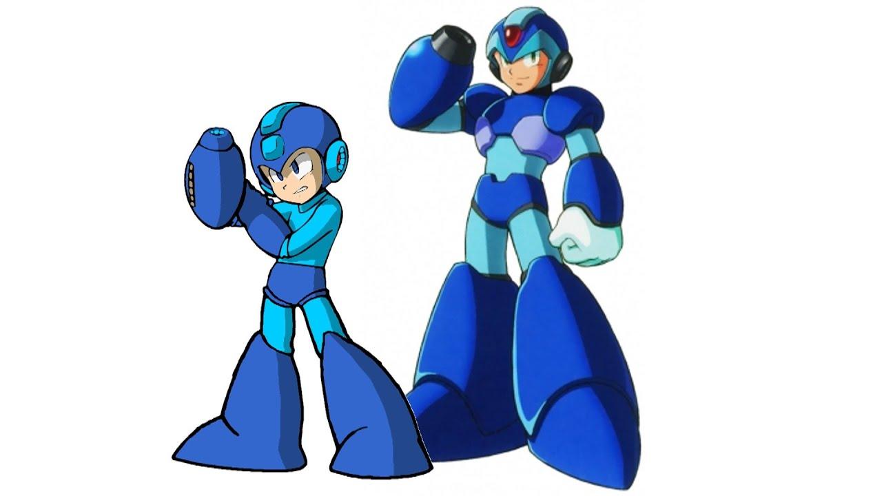 are mega man and mega man x the same robot person resetera