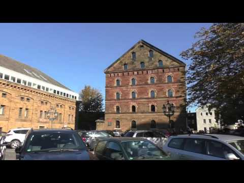 Olli's walk in the old town of Minden / Germany, part 1