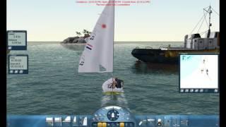 Sail Simulator 5 advanced tips for Laser