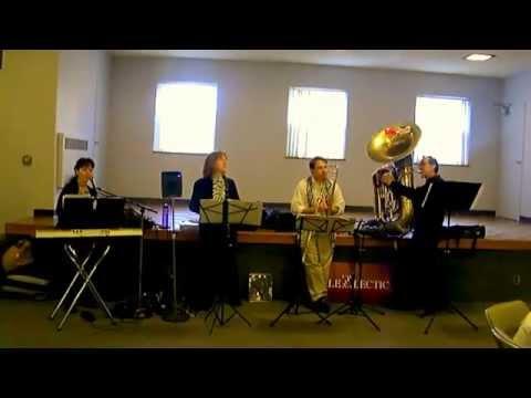 BSJC Hanukkah Party Klezmer Band 1 of 2