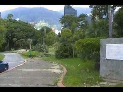Jardin Botanico UCV Caracas - con Leandro Aristeguieta