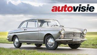 Uw Garage: Peugeot 404 Coupé (1964)