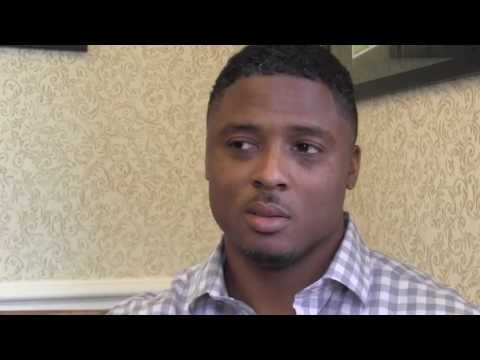 One on One with Warrick Dunn 13EMBA