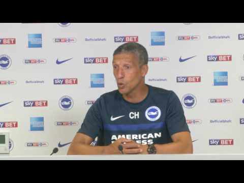 Brighton boss Chris Hughton is looking forward to returning to Newcastle with the Seagulls