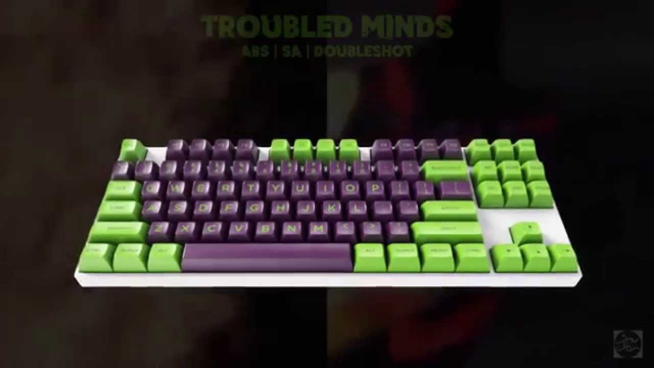 Troubled Minds SA Keycap Set | Price & Reviews | Drop (formerly