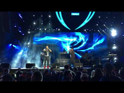 Cake -  by Flo Rida & 99 Percent (Live) - College Football Playoff Concert Series (Tampa)