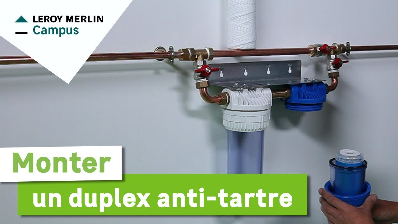 Reducteur Pression Leroy Merlin Comment Poser Un Duplex Anti Tartre Leroy Merlin