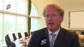 Burgemeester Rodenburg over de branden in Maasland