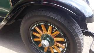 1928 Buick Master Antique