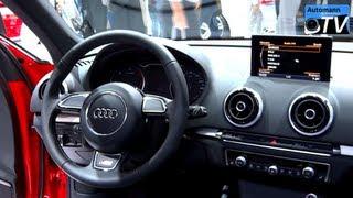 2013 Audi A3 Sportback S-Line 2.0 TDI - In Detail (1080p FULL HD)