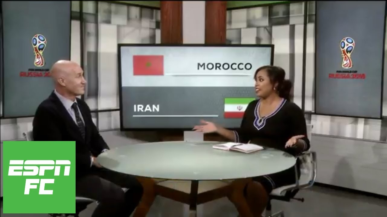 Stewart Robson: Morocco can't rebound from Iran defeat in 2018 FIFA World Cup opener | ESPN FC