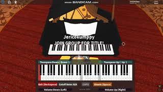 tener demasiado divertido en el piano virtual roblox