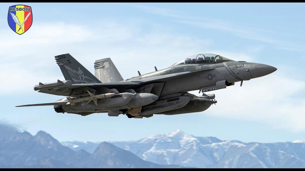 Germania va cumpara avioane Super Hornet