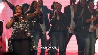 SINACH: STRONG FAITH . Featuring MARTIN PK