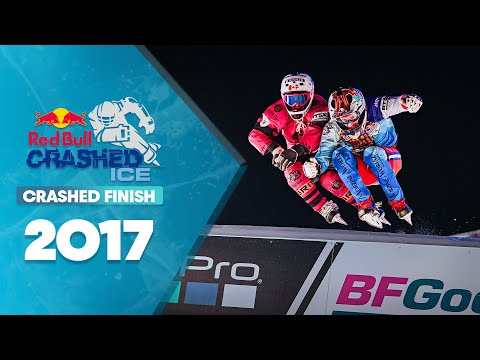 Crashed Ice Saint Paul: Men's Final | Red Bull Crashed Ice 2017