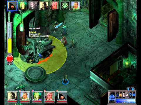 let s play d d temple of elemental evil 71 spell resistance is