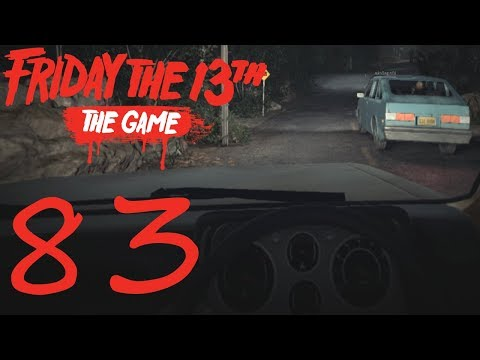[83] It's A Car Convoy! (Friday The 13th The Game)