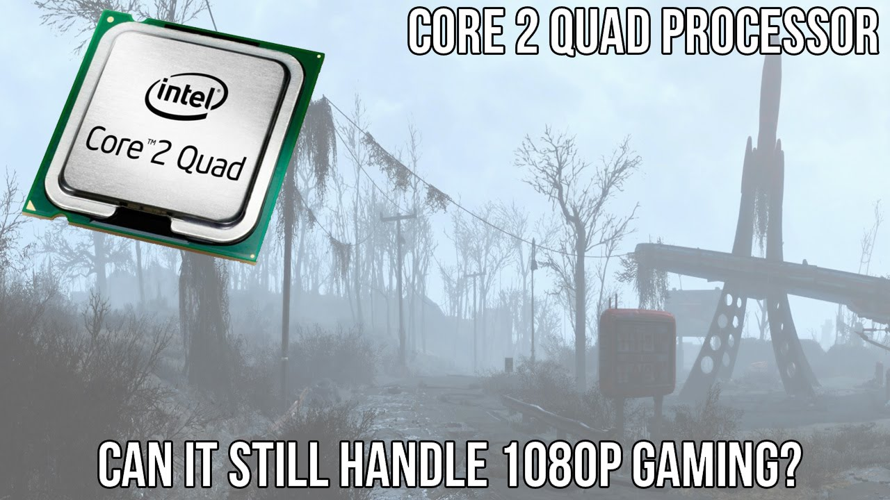 Core 2 quad q9650 gaming