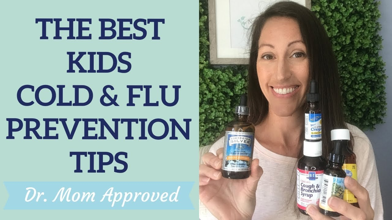 How To Treat a Sick Child | Natural Remedies for Children ...