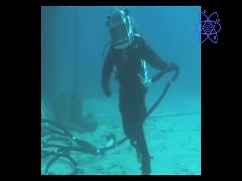 NEEMO NASA: Astronautas bajo el agua